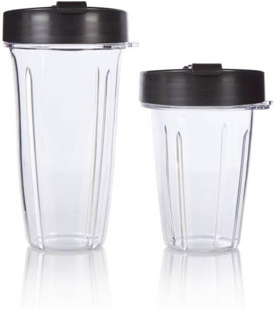 Magimix Blend Cups voor Blender 700 ml / 400 ml 2 stuks online kopen