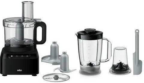 Braun Domestic Home Braun FP 3132 BK PurEase keukenmachine online kopen