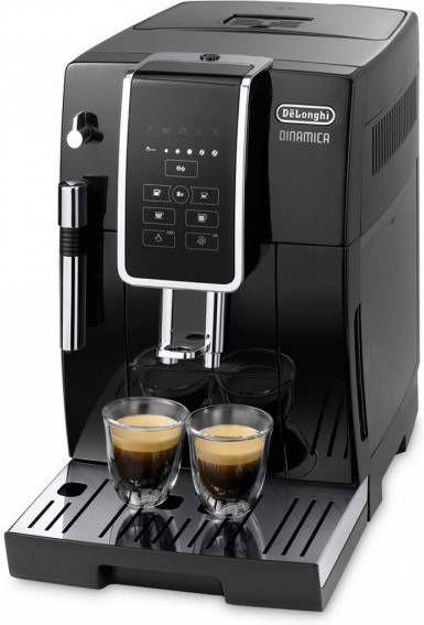 DeLonghi Dinamica Ecam 350.15.B Vrijstaand Espressomachine 14kopjes Zwart online kopen