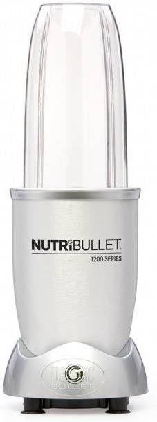 NutriBullet Max 1200 Series Blender 12-delig Zilver online kopen