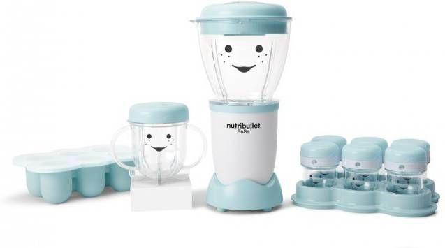 NutriBullet Baby Bullet blender 22-delig online kopen