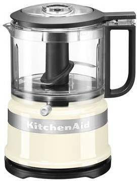 KitchenAid Mini Foodprocessor keukenmachine 830 ml 5KFC3516 Amandelwit online kopen