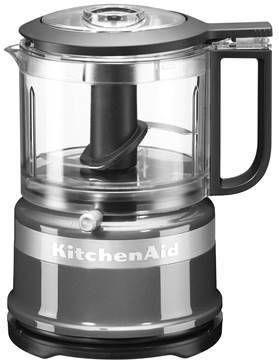 KitchenAid Mini keukenmachine 830 ml 5KFC3516 Contour Zilver online kopen