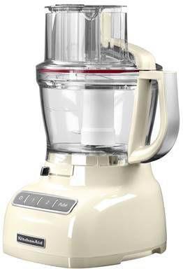 KitchenAid Foodprocessor keukenmachine 3,1 liter 5KFP1335 Amandelwit online kopen