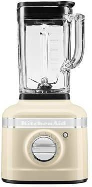 KitchenAid Artisan blender 1,4 liter K400 Amandelwit online kopen
