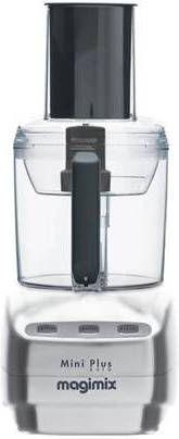 Magimix Keukenmachine Mini Plus Mat Chroom online kopen