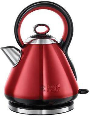 Russell Hobbs Waterkoker Legacy Quiet Boil 2000-2400 W 1,7 L rood online kopen