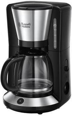 Russell Hobbs 24010-56 Vrijstaand Filterkoffiezetapparaat 1.25l 10kopjes Zwart koffiezetapparaat online kopen