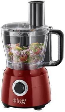 Russell Hobbs  Mixer Desire Food Processor Rood Zwart 1.5L 24730-56 online kopen