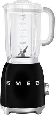 Smeg 50's Style blender 1,5 liter BLF01BLEU zwart online kopen