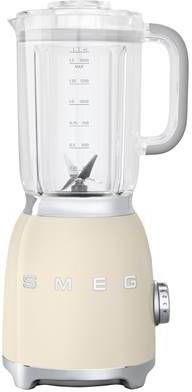 Smeg 50's Style blender 1,5 liter BLF01CREU crème online kopen