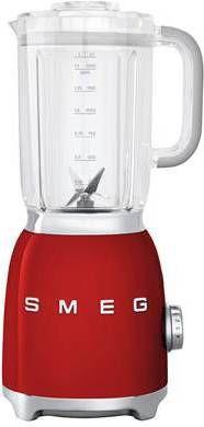 Smeg 50's Style blender 1,5 liter BLF01RDEU rood online kopen