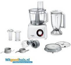 Bosch Multifunctionele keukenrobot Multi Talent8 MC812W501 online kopen