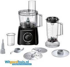 Bosch MCM3201B 800W 2.3l Zwart, Transparant keukenmachine online kopen
